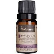 Óleo Essencial Patchoulli Via Aroma 10ml