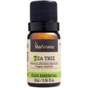Óleo Essencial Tea Tree/Melaleuca Via Aroma 10ml