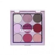 Paleta de Sombra 9 Cores 01 Zanphy