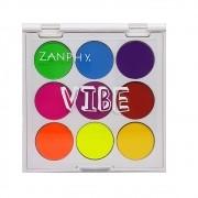 Paleta De Sombra Zanphy Neon Vibe 02