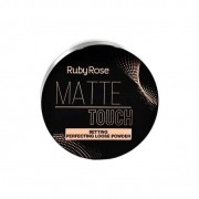 Pó Solto Matte Touch Banana Ruby Rose