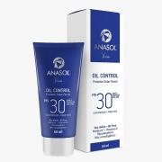 Protetor Solar Facial Oill Control Anasol Viso Fps 30 60g