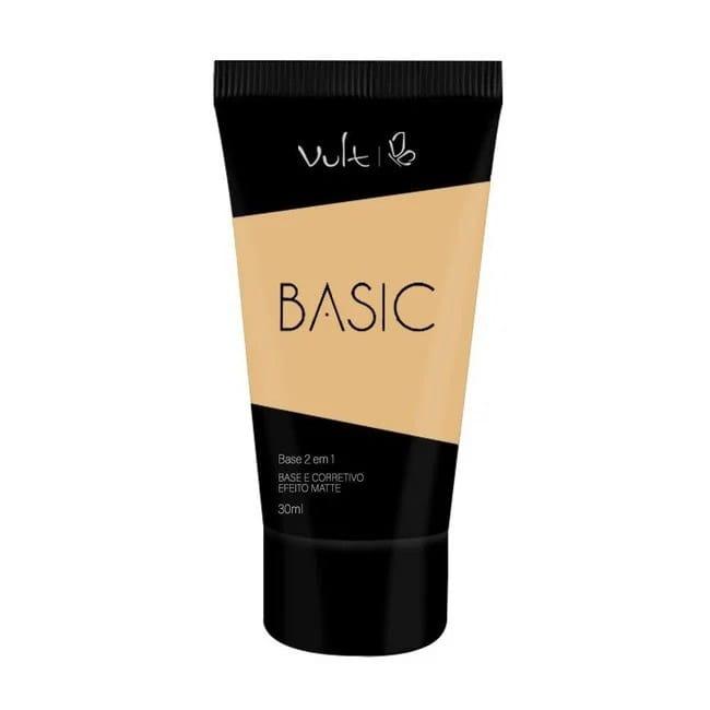 Base Líquida Basic 2 Em 1 Vult 09