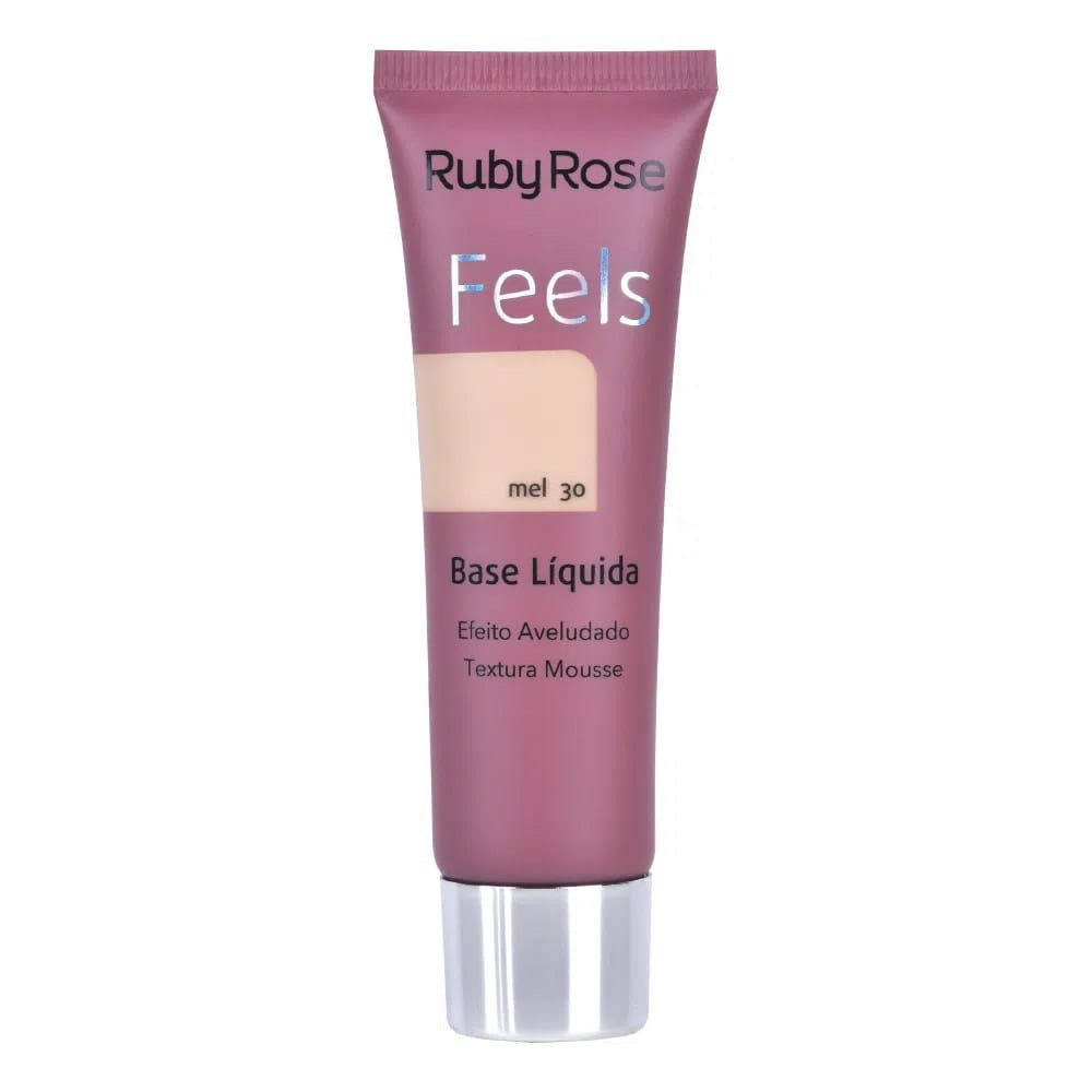 Base liquida Feels Mel 30 Ruby Rose