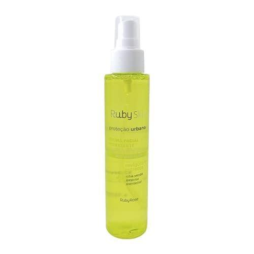 Bruma Facial Hidratante 30ML Proteção Urbana Ruby Rose