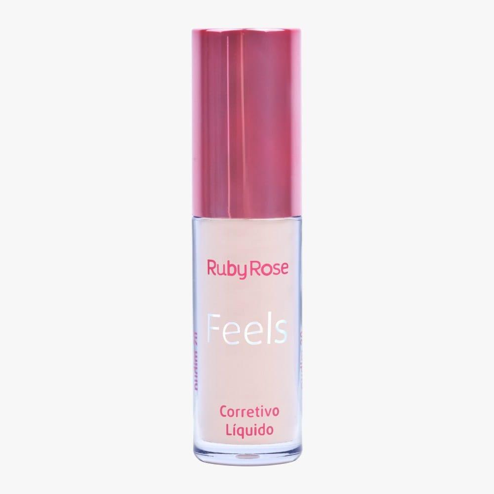 Corretivo Líquido Feels Pudim 20 Ruby Rose