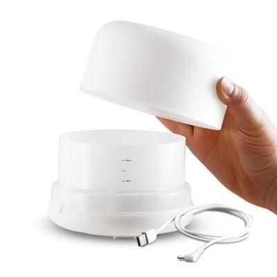 Difusor de Aromas Branco com Iluminação Led Multilaser - Color Air