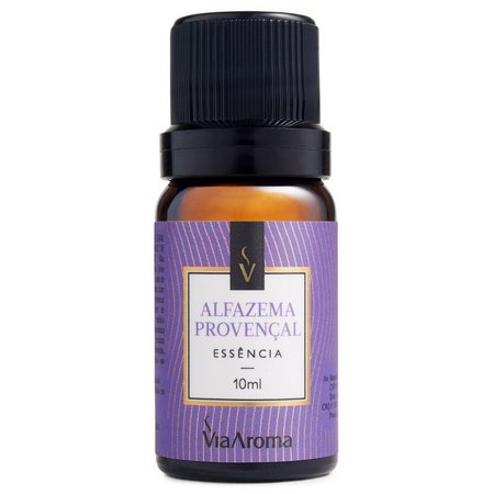 Essência Alfazema Provençal Via Aroma 10 ml