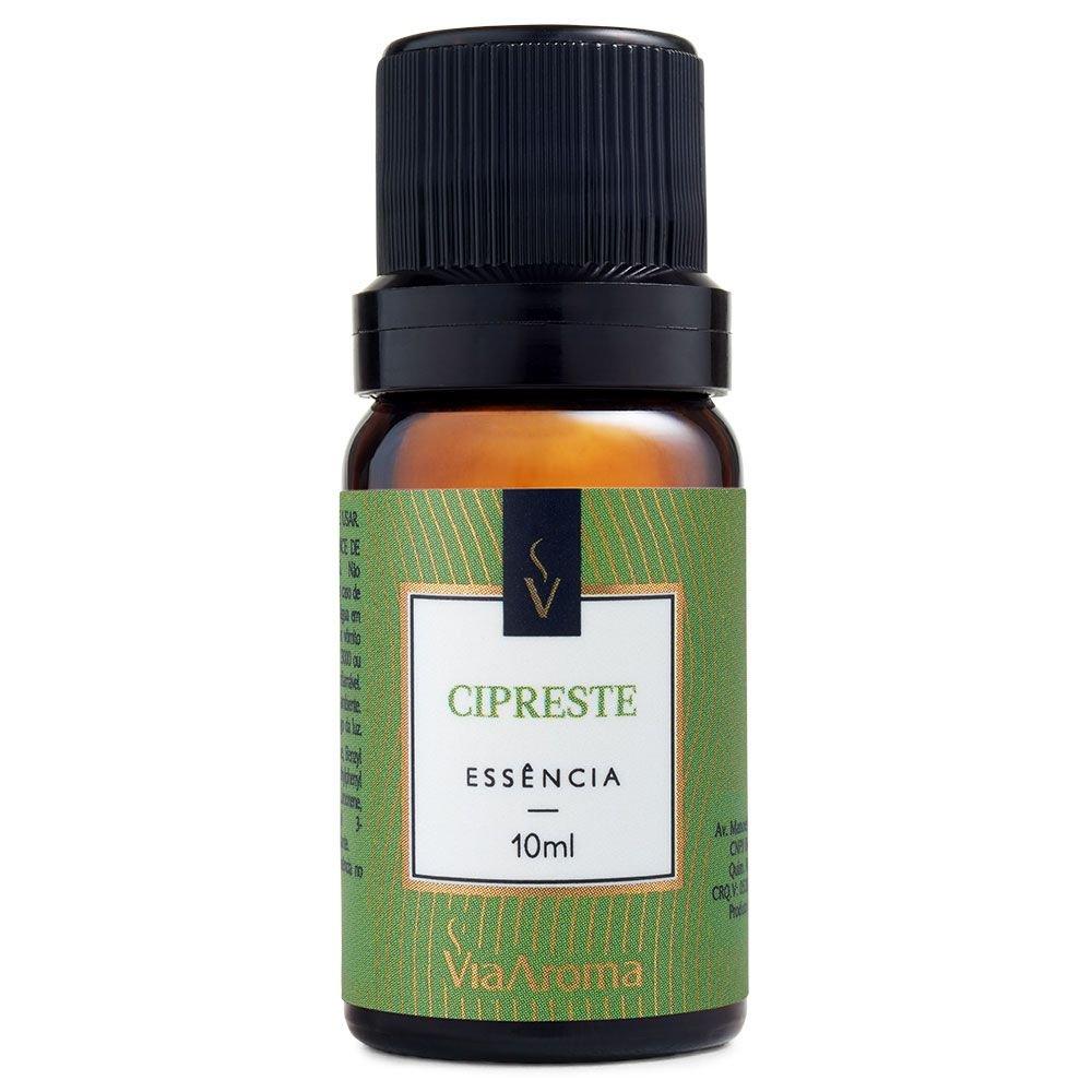 Essência Cipreste Via Aroma 10 ml