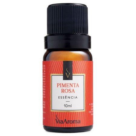 Essência Pimenta Rosa Via Aroma 10 ml