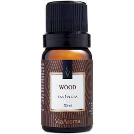 Essência Wood Via Aroma 10ml