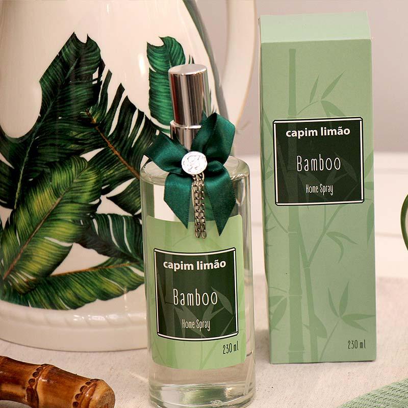Home Spray Bamboo capim limão 230ml