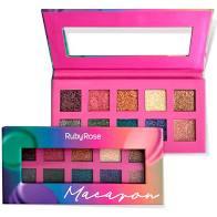 Paleta de Sombras Macaron Ruby Rose
