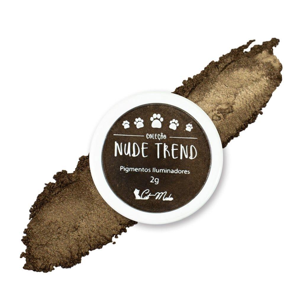 Pigmento Nude Trend Cor 06 Rusty Cat Make