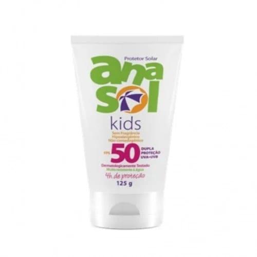 Protetor Solar Kids Anasol Fps50 100g