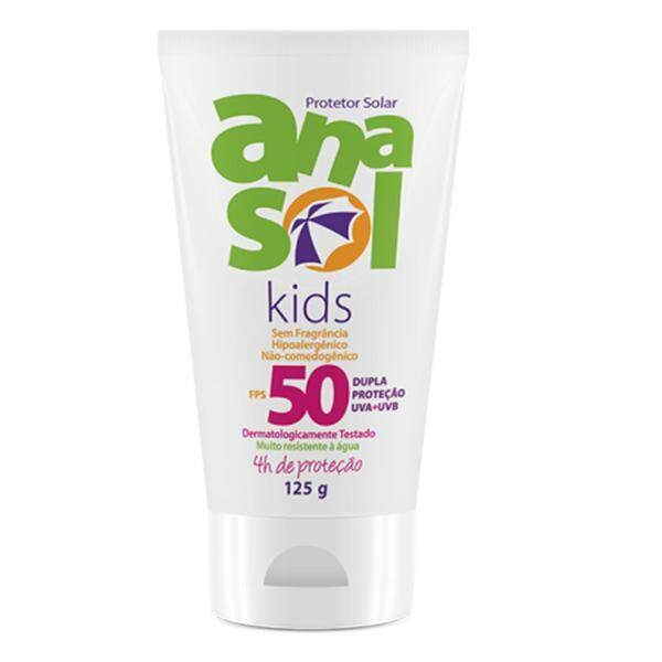 Protetor Solar Kids Anasol FPS 50 125G