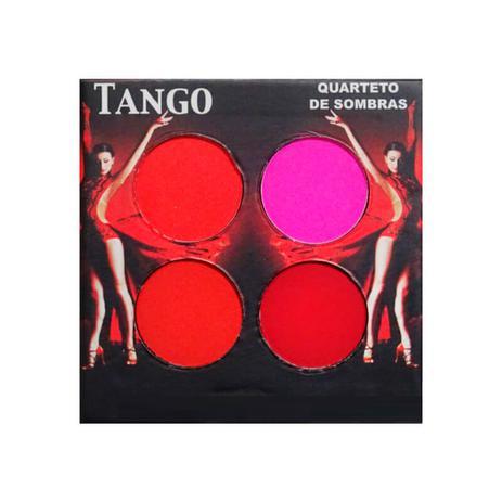 Quarteto de Sombras Matte Ludurana Tango
