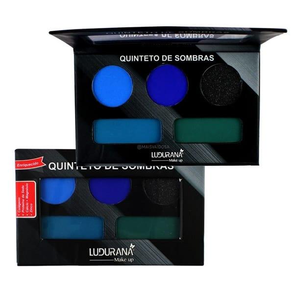 Quinteto de Sombras Mista Ludurana