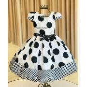 Vestido de festa Petit Cherie Bolas