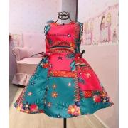 Vestido Mon Sucré Casual Floral