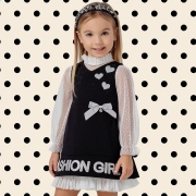 Vestido Petit Cherie Casual Fashion Girl