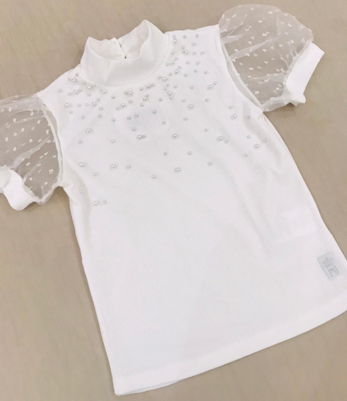 BLUSA INFANTIL PETIT CHERIE - SWEET FLOWER 022