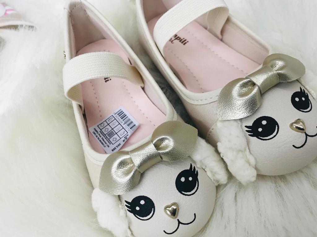 Sapato Pampili Ovelinha