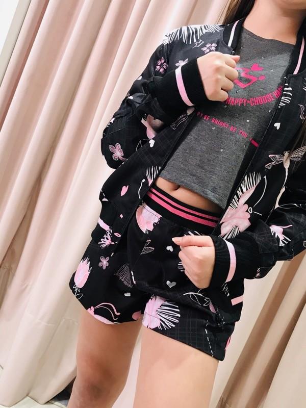 Shorts Malagah Floral