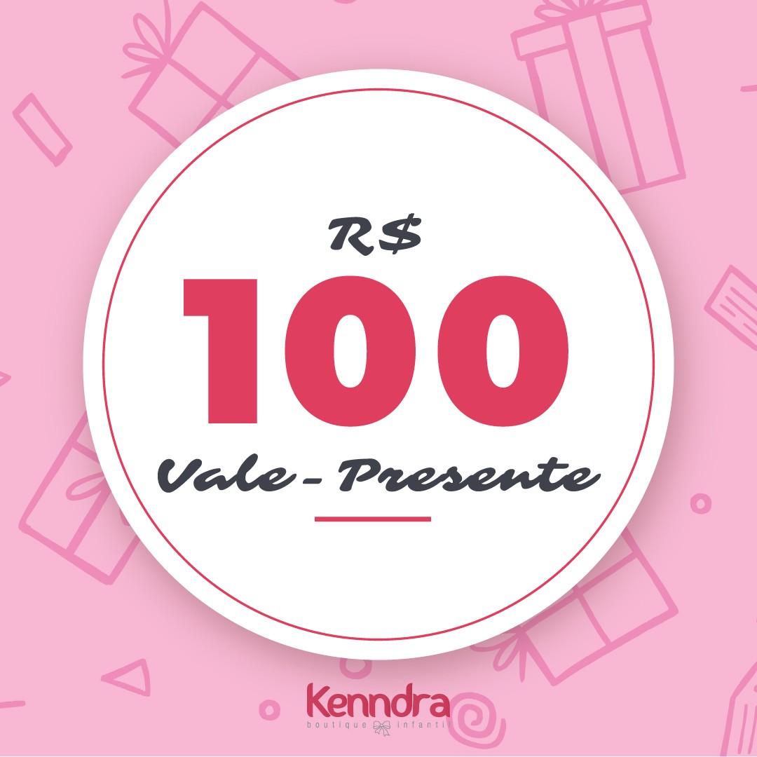 Vale-Presente R$100,00