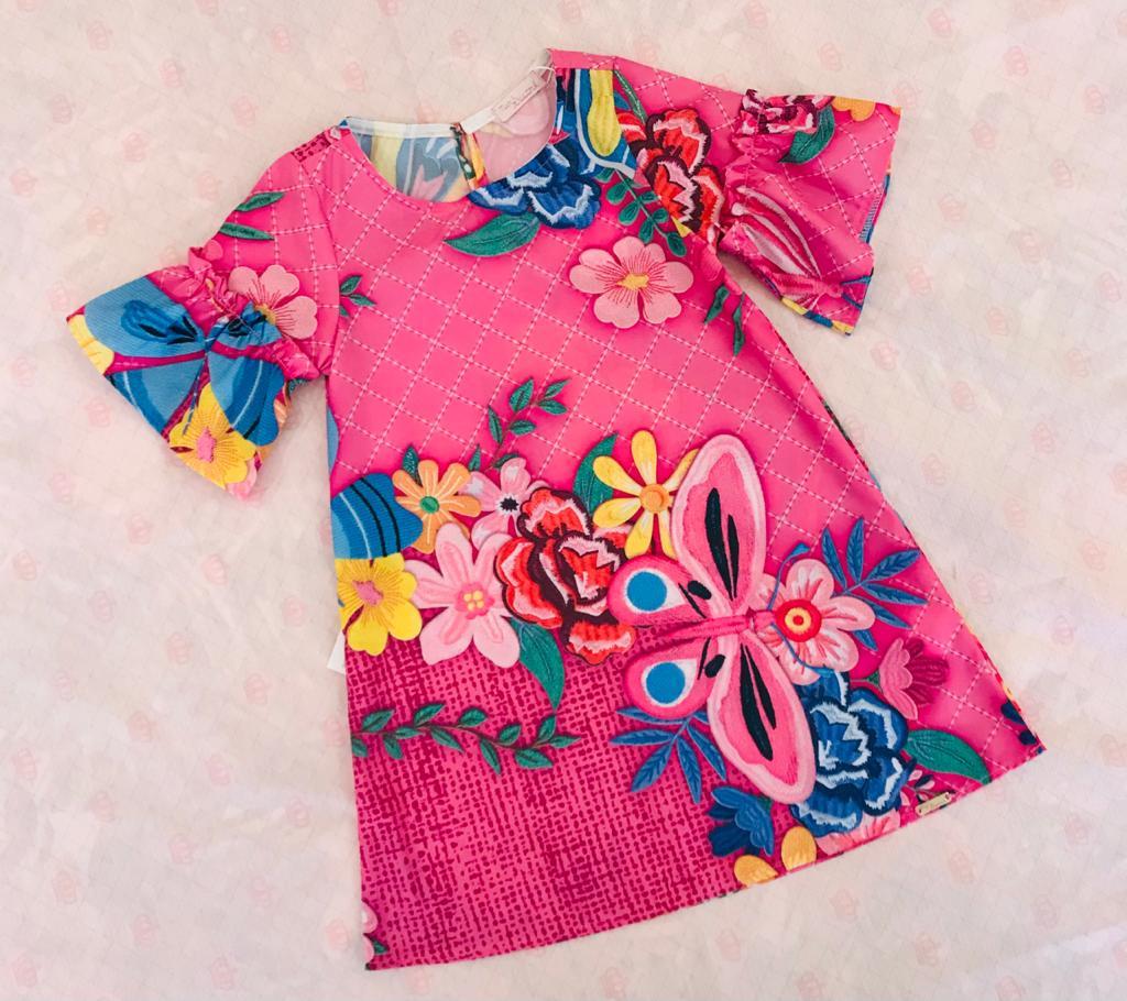 Vestido Casual Mon Sucré Libélula