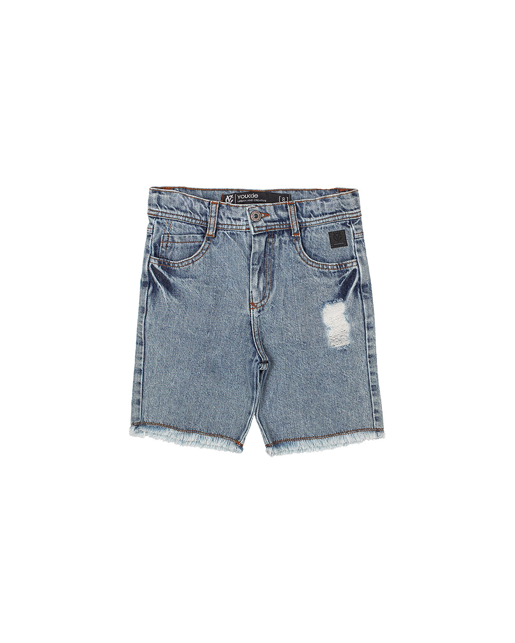 Bermuda Infantil Jeans Youccie