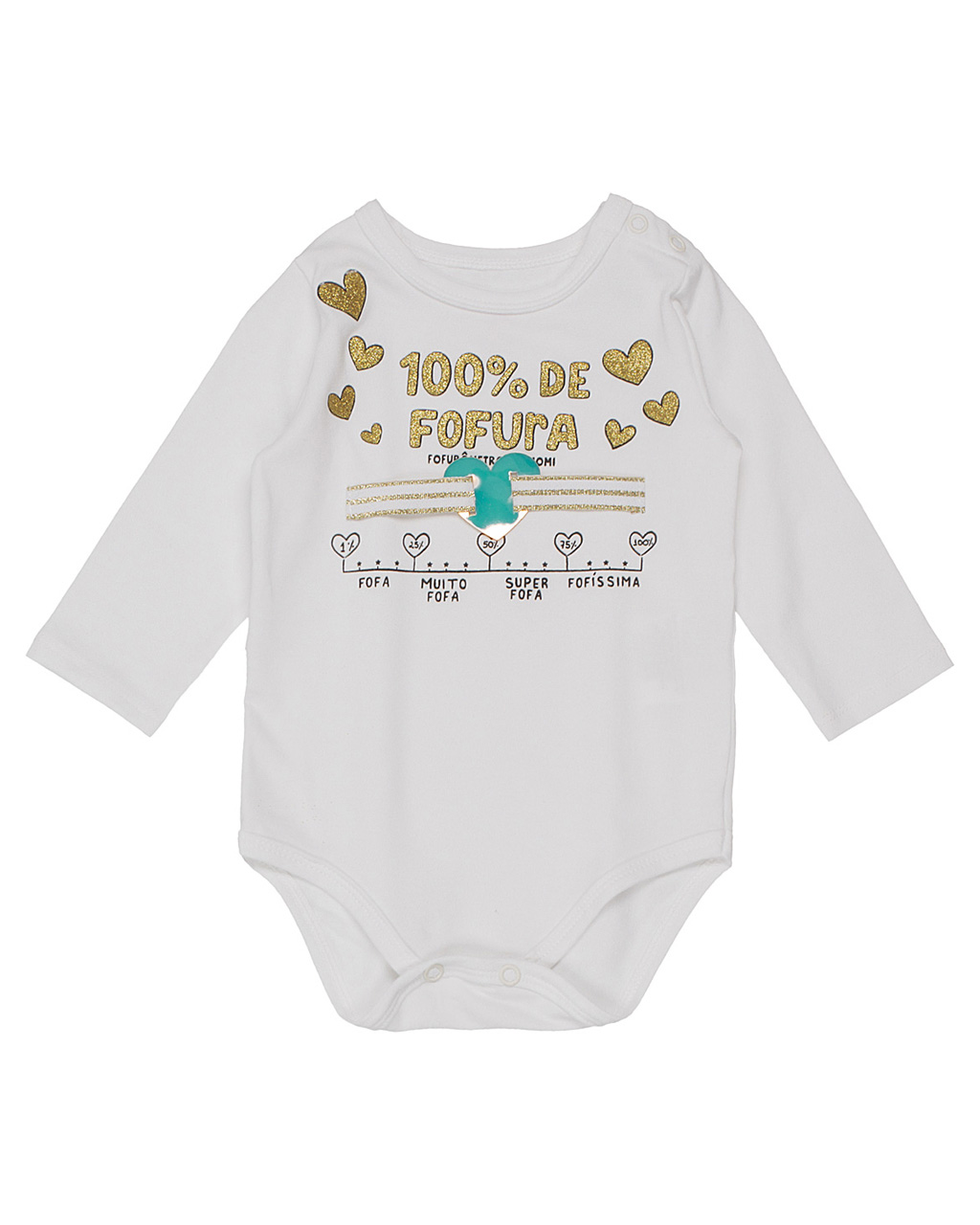 Body Baby Fofurometro Off Momi