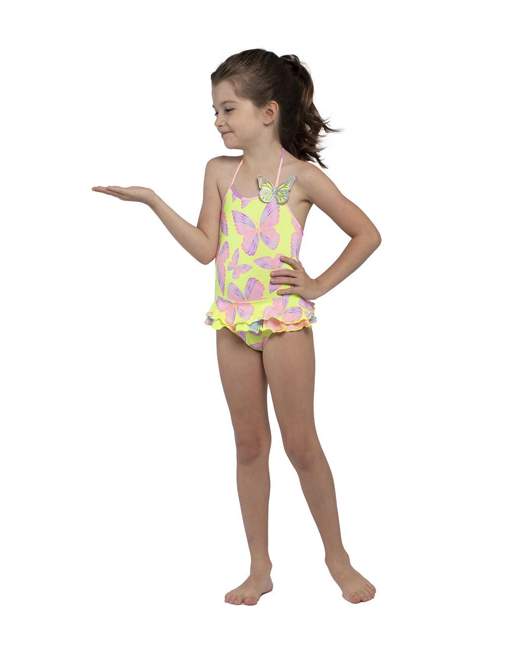 Maio Infantil Borboletas Siri