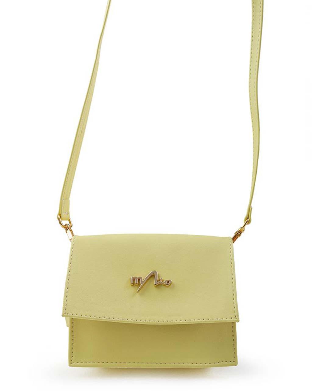Mini Bag Infantil Pochete Amarelo Menina Rio