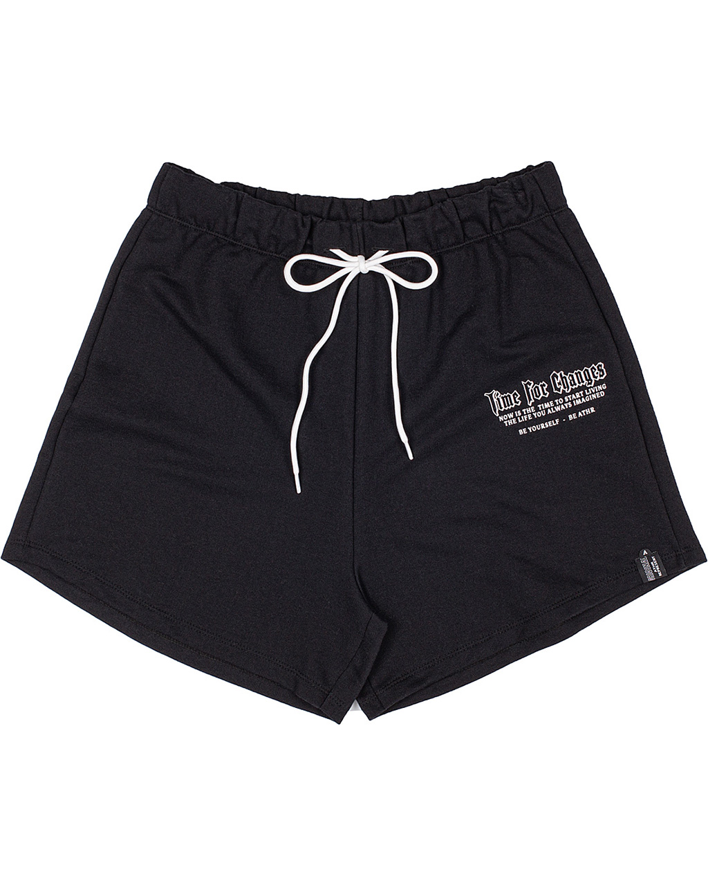 Shorts Bermuda Teen Preto Authoria