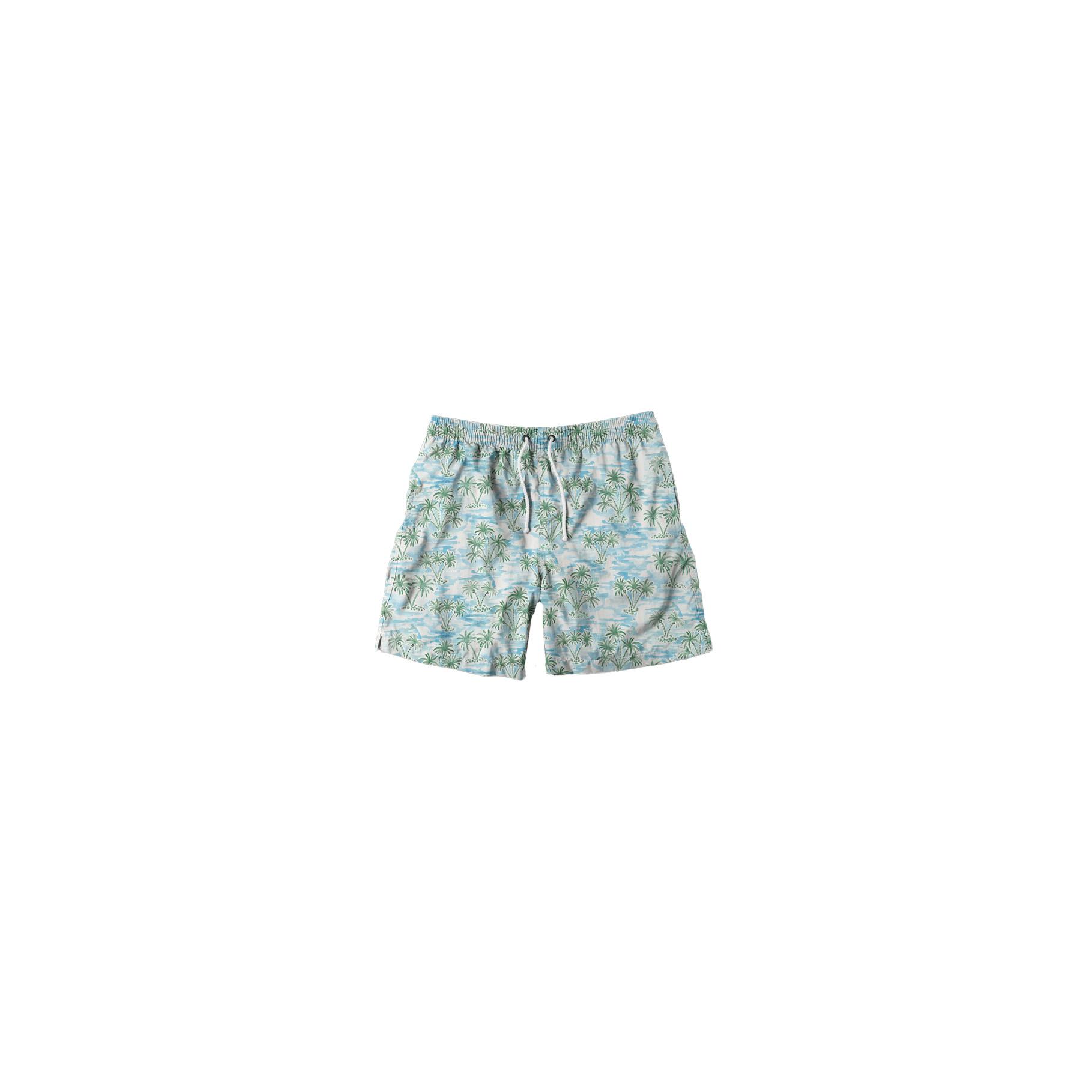 Shorts Infantil Praia Estampa Tropical Pineapple