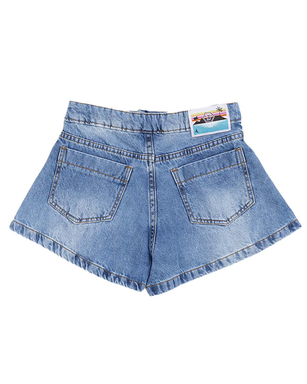 Shorts Teen Jeans Two In