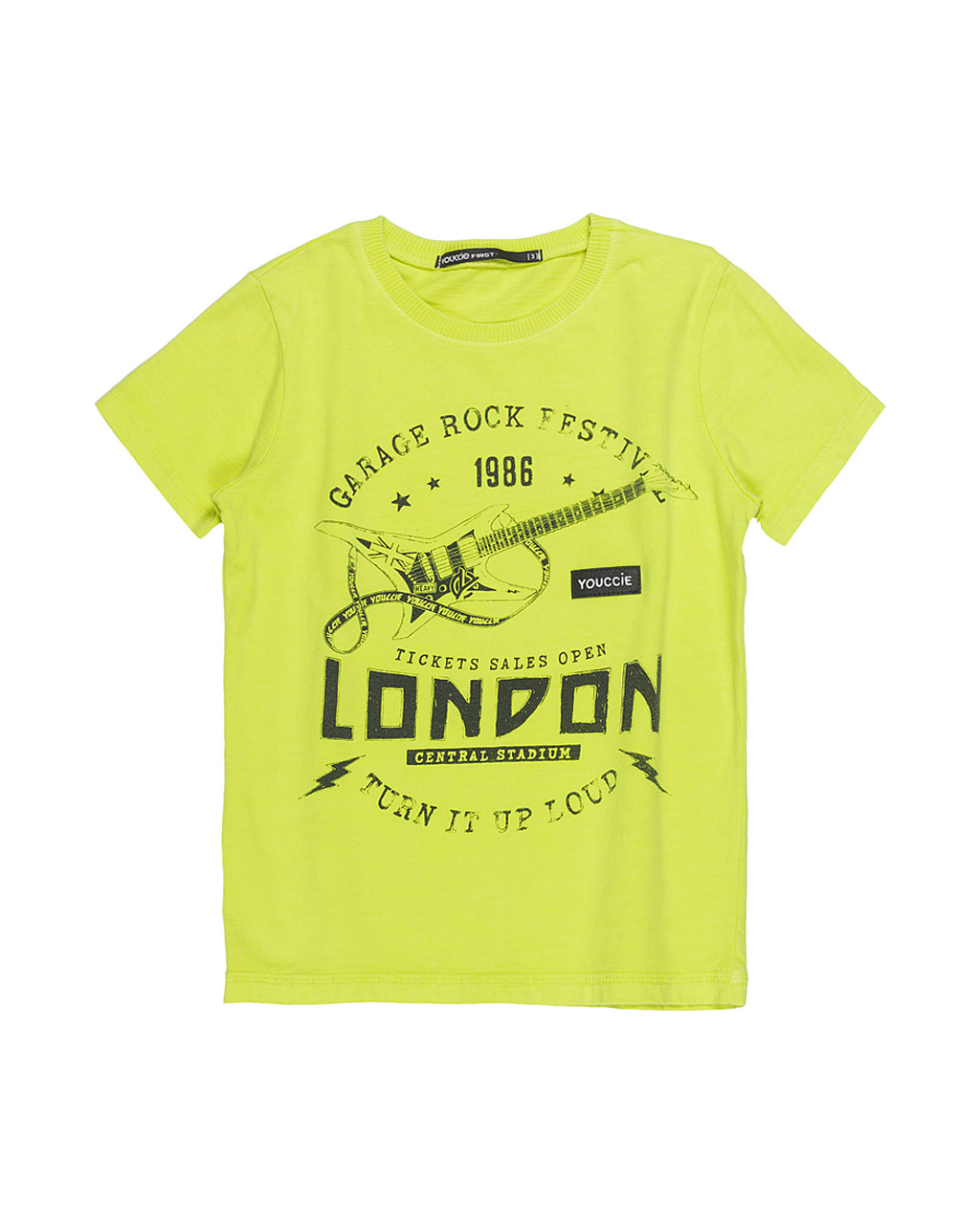 T-Shirt First LonDon Lavada Neon Youccie
