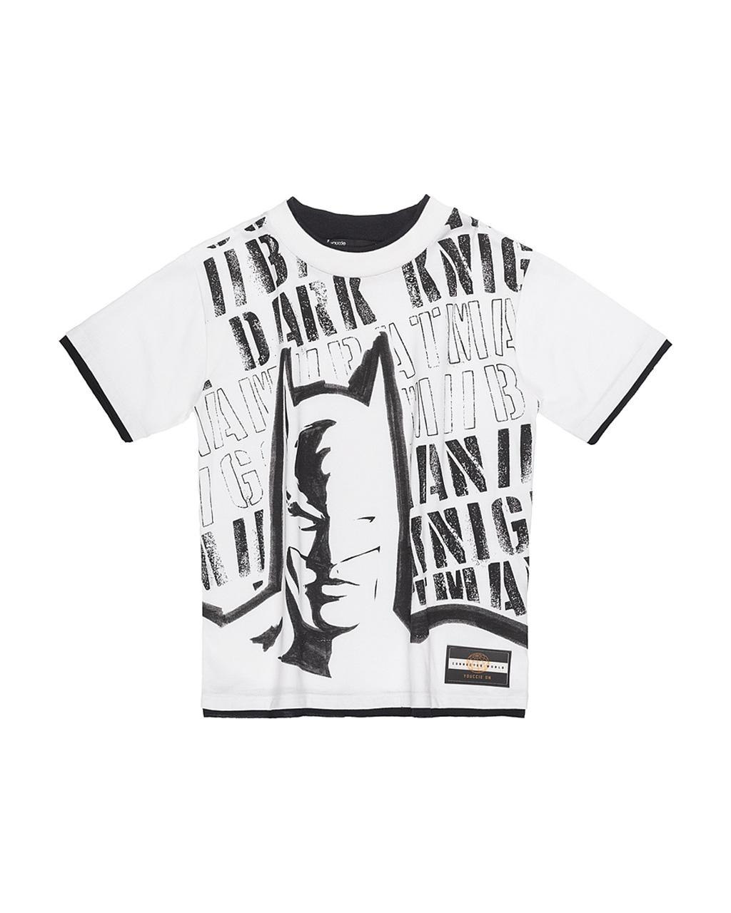 T-Shirt Infantil Batman Youccie