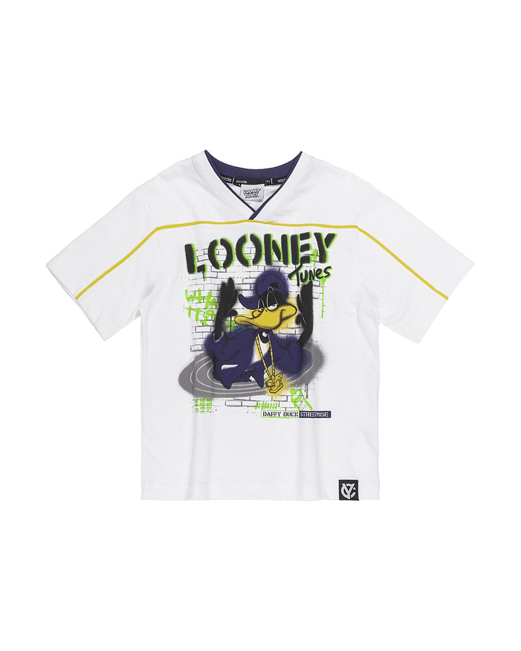 T-Shirt Infantil Looney Tunes Licenciado Youccie