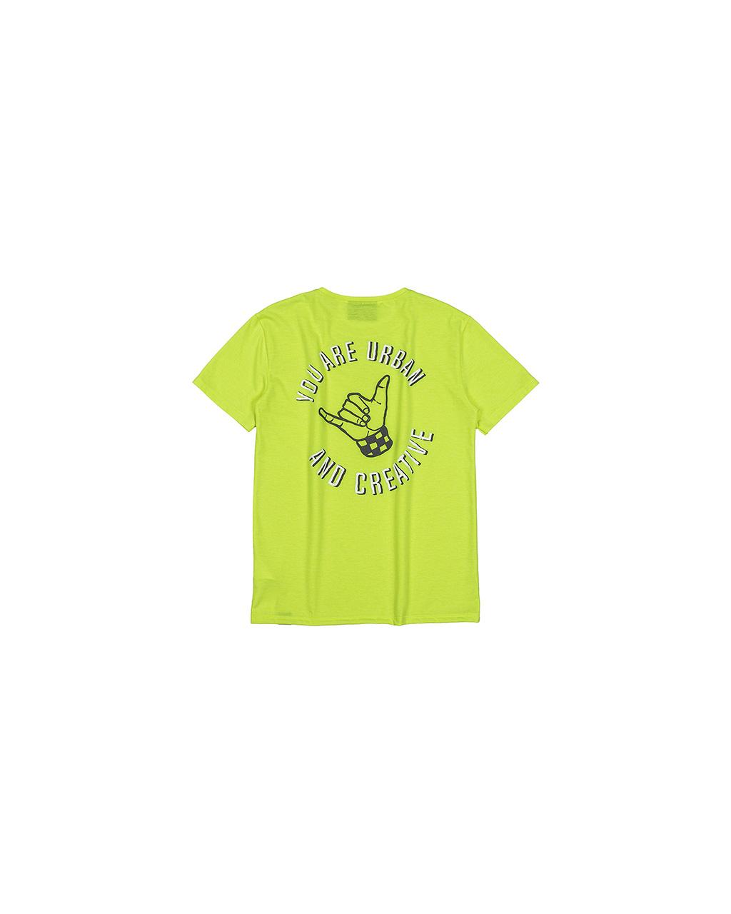 T-Shirt Infantil Neon Youccie