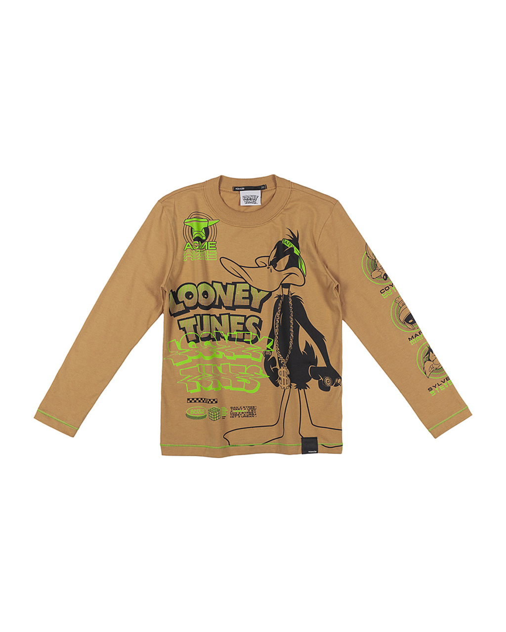 T-Shirt Infantil Patolino Loonney Tunes Youccie