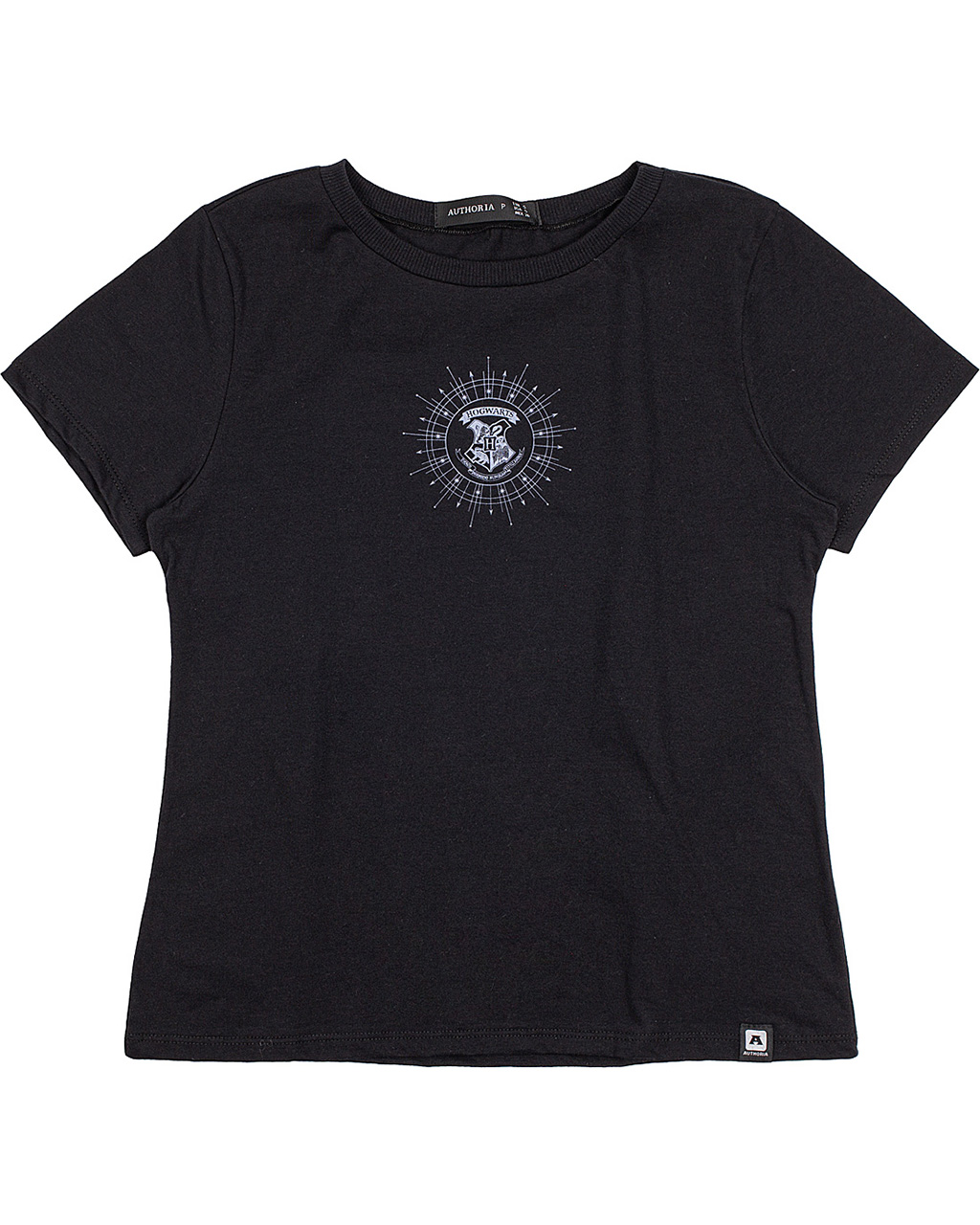 T-Shirt Teen Harry Potter Preta Authoria
