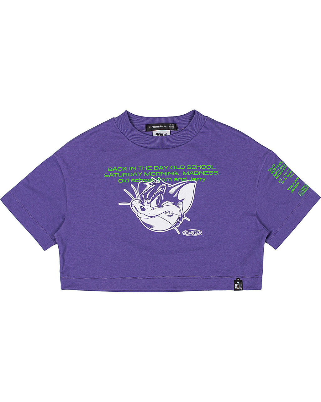 T-Shirt Teen Jerry Roxa Authoria