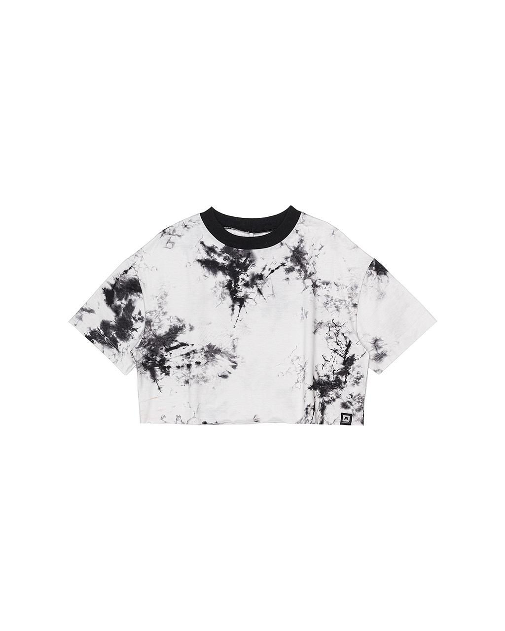 T-Shirt Teen Tie Dye Marble Authoria