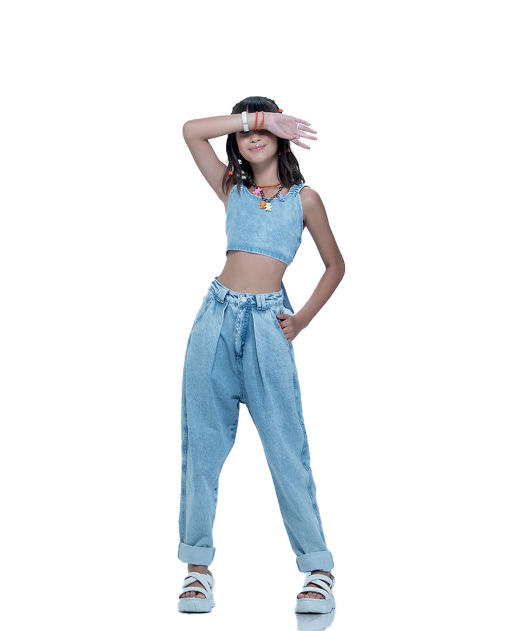 Top Teen Jeans Fruto