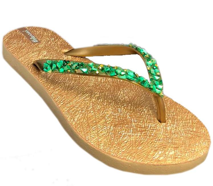 Blessed Diamond Dourada/Verde