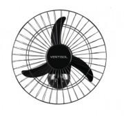 Ventilador Osc Parede 50cm New Preto 220v Premium