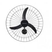 Ventilador Osc Parede 60cm New Preto 220v Premium