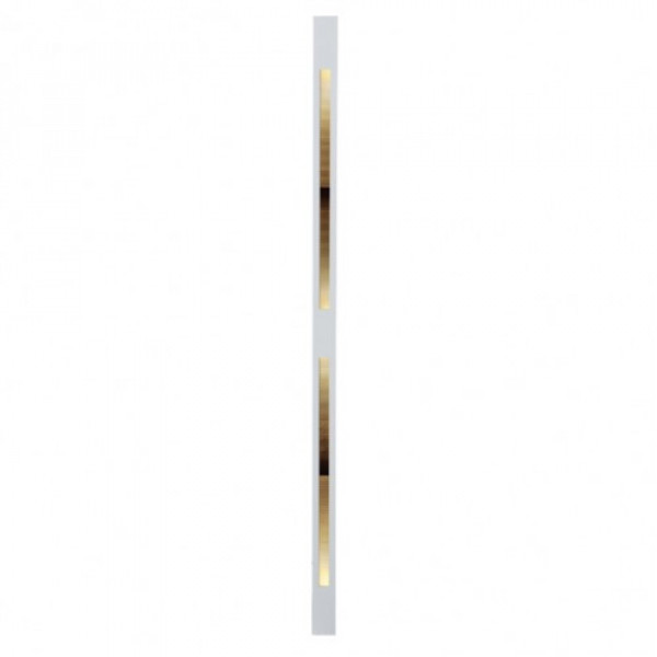 Balizador Bellaluce Com Foco Assímetrico Bl6008g   - A ELETRICA ONLINE